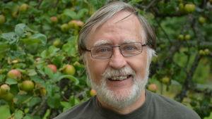 Leif Lindgren, ordförande för Dalsbruks byalag.