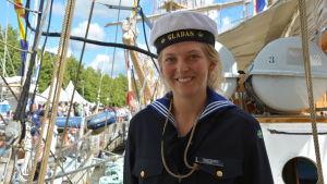 Malin Eriksson.