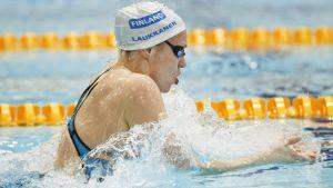Jenna Laukkanen är klar för OS i Rio.