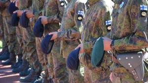 Militärbaretter
