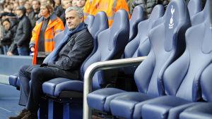 Jose Mourinho, december 2015.