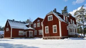 Kuggom traditionscentrum i Lovisa.