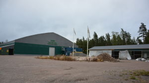 Aktia arenan i Ingå.