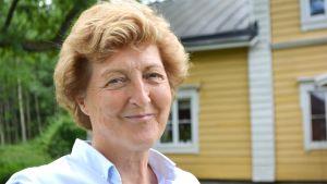 Ulla Tillander-Godenhielm.