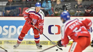 Tjeckien, ishockey.