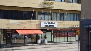Hotell/restaurang Zilton i Lovisa.