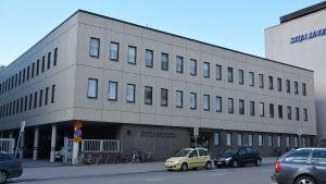 Åbo centrums hälsostation på Hantverkaregatan 2