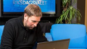 VF:s Paavo Arhinmäki.