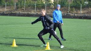 Juho Mäkelä får en ny chans i Vasa.