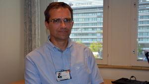 Lasse Pohjola, företagsrådgivare på Vasek.