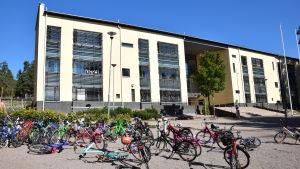 Lågstadieskolan Granhultsskolan i Grankulla