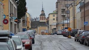Storgatan i Jakobstad