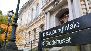 Borgå stadshus.