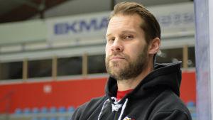 Markus Kankaanperä är Sports lagkapten.