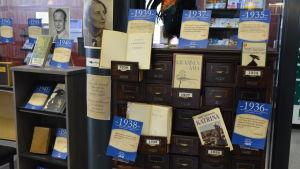 Böcker från 1935 till 1940