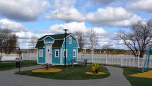 Lekpark i Lovisa