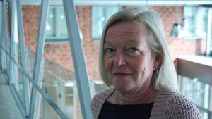 vd:n för konstfabriken i borgå - susanne dahlqvist