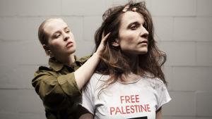 Noora Dadun Minun Palestiinani. Mukana myös Iida-Maria Heinonen.