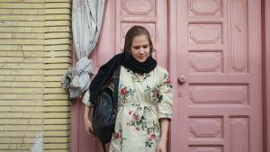 Eeva Lehto är utbytesstuderande i Istanbul.