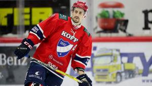 Daniel Grillfors, Helsingfors IFK
