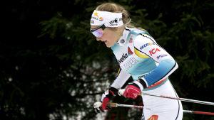 Sveriges Stina Nilsson.