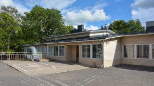 Kärnhuset i Sirkkala skola i Åbo