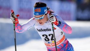 Krista Pärmäkoski, december 2016.