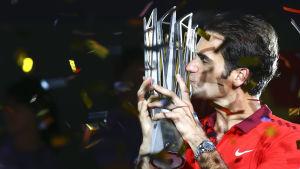 Roger Federer, Shanghai, 12.10.2014