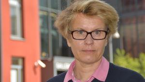 Enhetschef Eva Sandberg-Kilpi