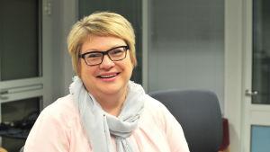 Ann-Caroline Björkholm.