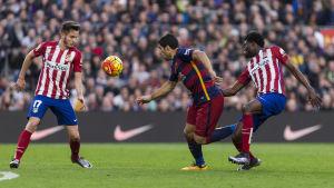 Tredje mötet denna säsong mellan Atletico Madrid och FC Barcelona.