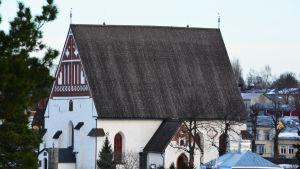 domkyrkan från näse sten