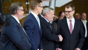 Riksdagsvalet 2015.