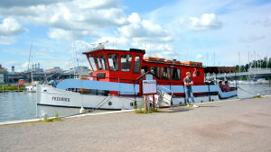 M/s Fredrika i Borgå