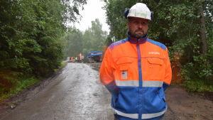 Henrik Suomi från Caruna.