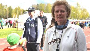 Helena Lönn på Sjundeå Cup 2015.