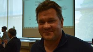 Ingåbon Mikael Renberg deltar i Skärgårdsseminariet i Åbo