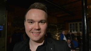 Tommi Mäki, Samlingspartiet i Vasa.