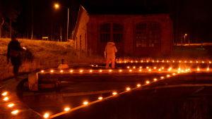 Ljuständning för fred i Borgå