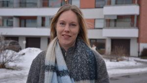 Historielärare Johanna Bonäs.