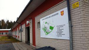 Norra Korsholms skola.
