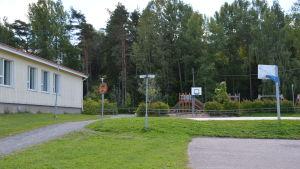 Amosparkens skola i Kimito.