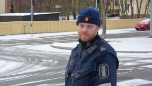 Fältchef Magnus Jakobsson