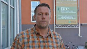 Stefan Fri, tjänteman vid Raseborgs stad.