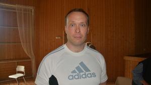 Mikko Lehto är ordförande för Pro Ingå som inte vill att Rudus utvidgar stenkrossen i Joddböle.
