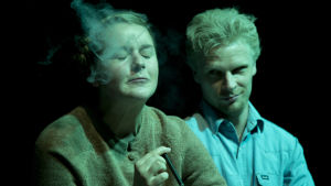 """Helena Pruuli och Oskar Pöysti i """"Memories for life"""""""