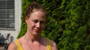 Sandra Strömvall.