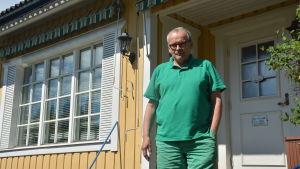 Mats Kockberg flyttade från Helsingfors till Skåldö 2012.