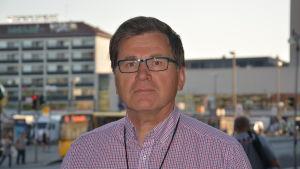 Kimmo Puolitaival, överdirektör för NTM-centralen