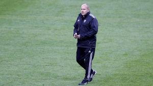 Chefstränare, fotboll